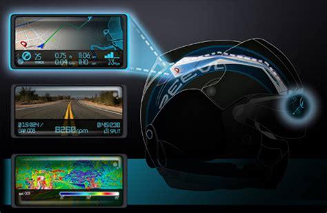 Motorradhelm Mit Head Up Display by Motorradhelm Mit Head Up Display Von Reevu Tourenfahrer