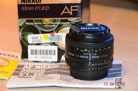 Nikon Af 50mm F 1 8d nikon nikkor 50mm f 1 8d af r 800 00 em mercado livre