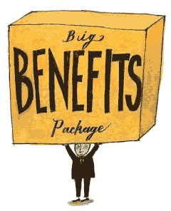 kinder benefits package 7 awesome reasons benefits to pursuing a mha degree