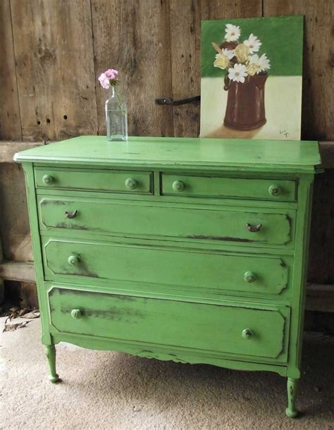 Distressed Painted Furniture Ideas Design Best 25 Green Distressed Furniture Ideas On Vintage Furniture Distressed Tables
