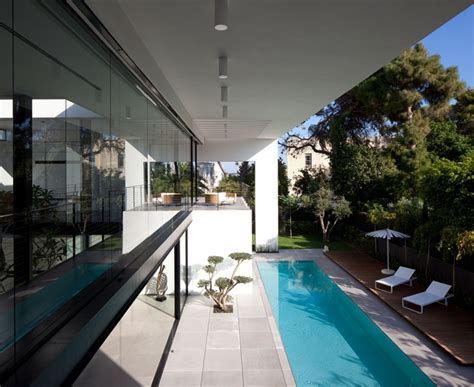 modern architecture of israeli house design aharoni house world of architecture modern bauhaus mansion in israel