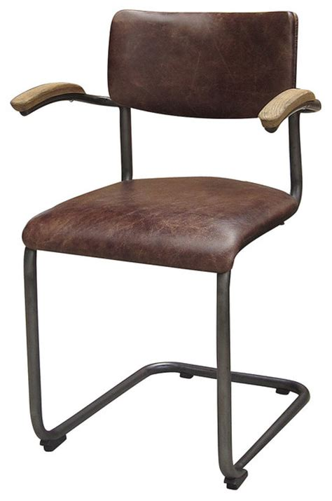 airporter leather dining chair modern dining chairs