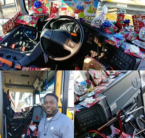 christmas gift for 70 dallas driver buys gifts for 70 children
