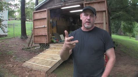 build a r for a shed youtube