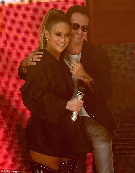 Note To Jlo Do Not Let Marc Produce For You by And Marc Anthony Perform Together With