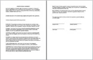 contract template offshore contracts contract templates