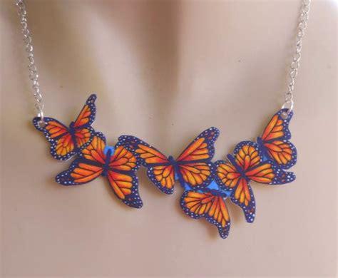 tattoo butterfly bracelet monarch butterfly necklace tattoo jewelry original design