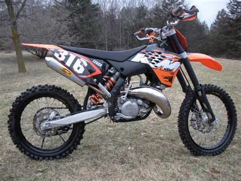 motocross biking ktm 125 sx dirt bike bikes pinterest ktm 125 dirt