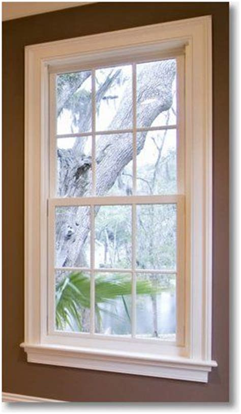 Window Casings And Sills Window Trim Ideas Using Aprons Casing Sills To Dress