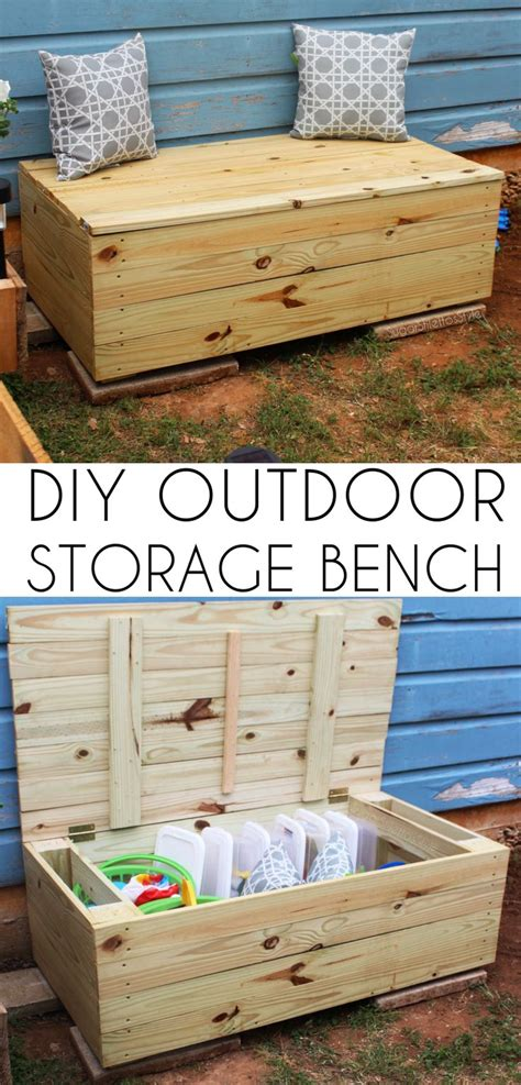 Build Outdoor Storage