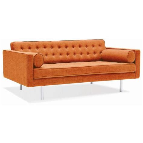 sofa orange color bulgaria sofa in orange color