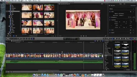 final cut pro time lapse wedding highlight editing final cut pro x time lapse