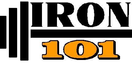 Logo Power Iron iron 101
