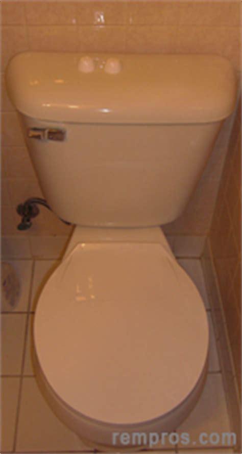 toilet sizes standard toilet dimensions
