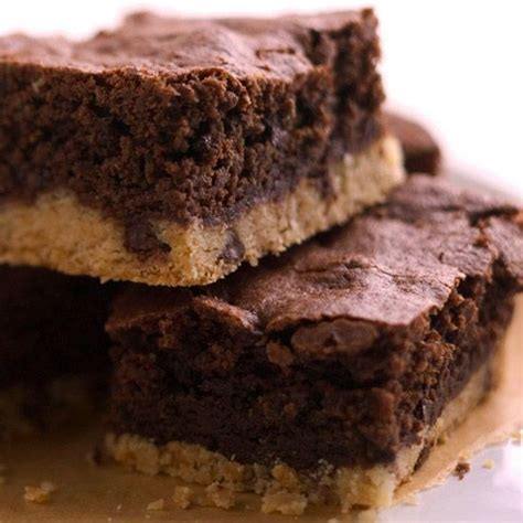 Better Homes And Gardens Shortbread Recipe by Shortbread Brownies Recipe Sweet Brownie Recipes And
