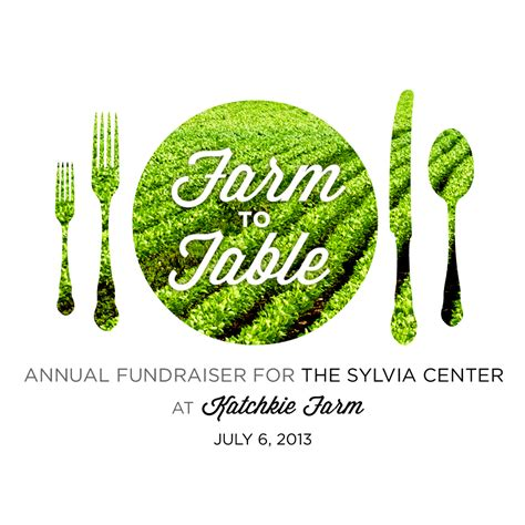 farm to table 6th annual farm to table dinner the sylvia center
