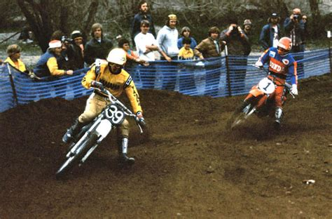 ama motocross history 1976 125 nationals part 1
