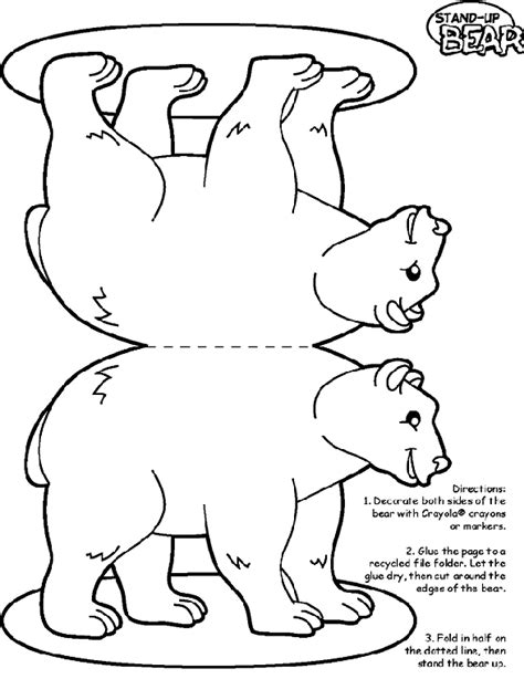 bear crayola com au