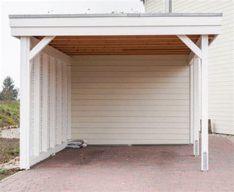 geschlossenes carport garagen und carports im 220 berblick