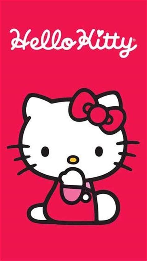 imagenes de hello kitty roja 凯蒂猫手机壁纸 第一弹 4399儿歌故事大全