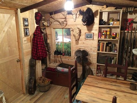 Affordable Dry Basement by Adventure Journal The Man Cave Cabin That Has To Be