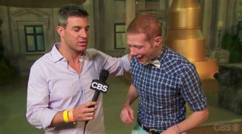 jeff schroeder backyard interviews big brother usa live feed updates jeff schroeder s