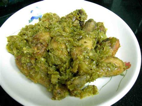 Solondok Rasa Cabe Ijo coba yuk resep ayam bumbu cabe ijo yang menggugah selera