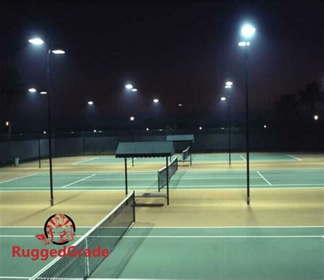 led tennis court lights led tennis court lighting cost lilianduval