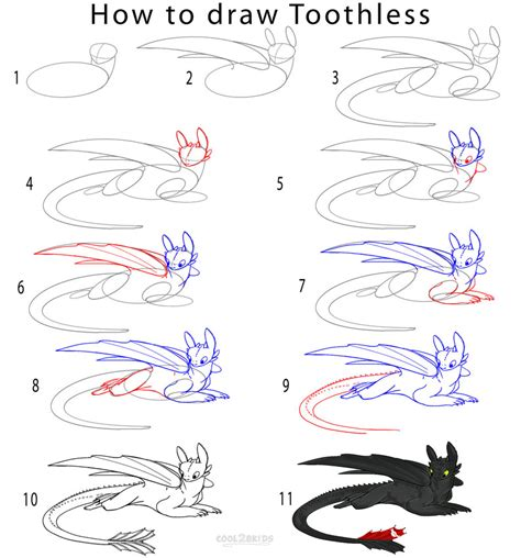 how to your step by step how to draw toothless step by step to become artsy pictures tutorials