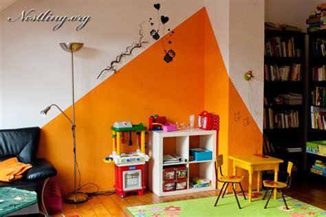 wohnung spiele spielecke im wohnzimmer nach montessori nestling
