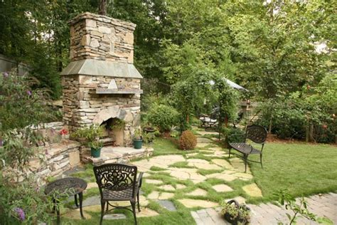 Firerock Fireplace Cost by Rock Outdoor Fireplaces Patio Town