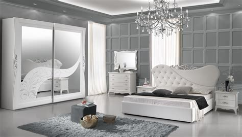 billiger schlafzimmer schlafzimmer gisell in weiss edel luxus schlafzimmer