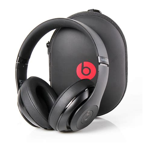 beats by dre studio matte black beats by dr dre studio 2 0 wireless ear headphones