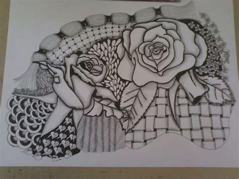17 best images about ab doodles flowers zentangle 17 best images about zentangle bloemen on pinterest zen