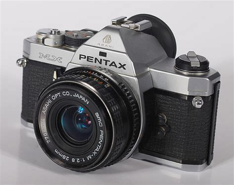 pentax mx asahi pentax mx flickr photo