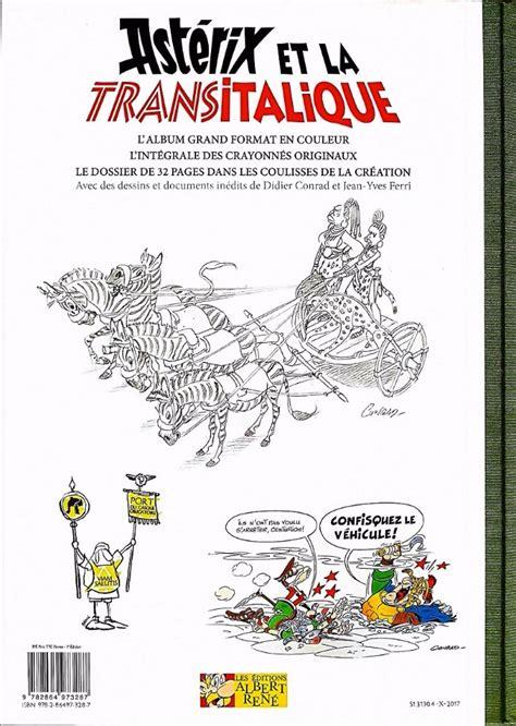 asterix 37 astrix en 846962038x ast 233 rix albums luxe en tr 232 s grand format 37 ast 233 rix et
