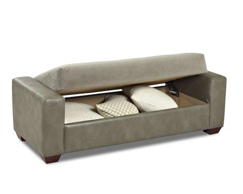 ottoman with storage space for small spaces look for items that have dual purposes