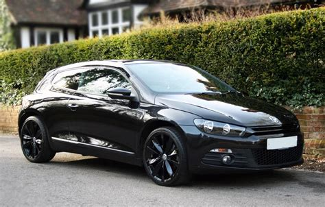 volkswagen scirocco black vw scirocco black szukaj w my car