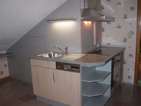 kleine wohnküche kleine dachschr 228 ge k 252 che