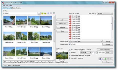 downsize image faststone photo resizer indir toplu resim boyutlandırma