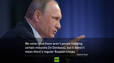 Best Putin Quotes