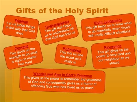 7 gifts of the holy spirit quotes negle Image collections
