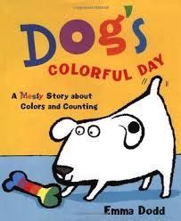 lilly s colorful spots books 1000 images about spots dots storytime on