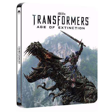 Transformers The Uk Exclusive Steelbook entertainment store are getting their own uk exclusive 3d steelbook of transformers age of