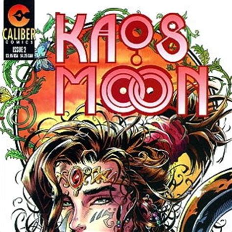 Kaos Comic Book 13 kaos moon character comic vine