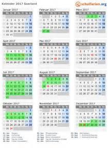 Kalender 2018 Schulferien Saarland Kalender 2017 Ferien Saarland Feiertage