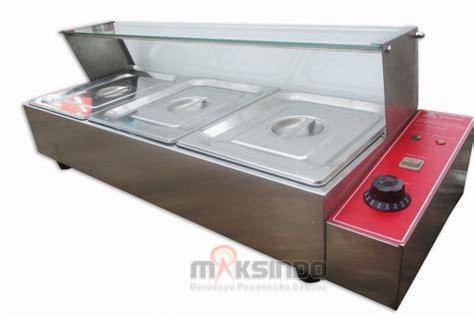 jual electric bain marie penghangat masakan mks bmr