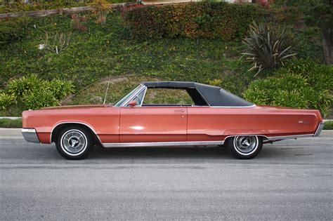 67 Chrysler Newport by 1967 Chrysler Convertible The Vault Classic Cars