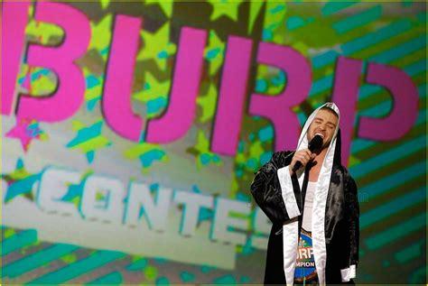 Justin Timberlake Wore Boxers 2007 Choice Awards by Justin Timberlake In Boxer S Shorts Photo 2413791