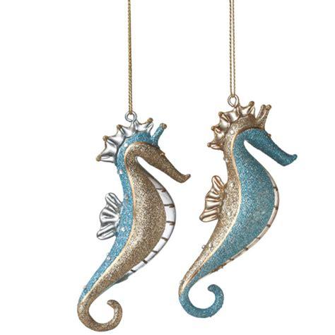seahorse ornaments